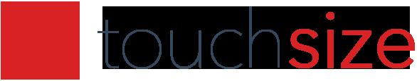 TouchSize Logo